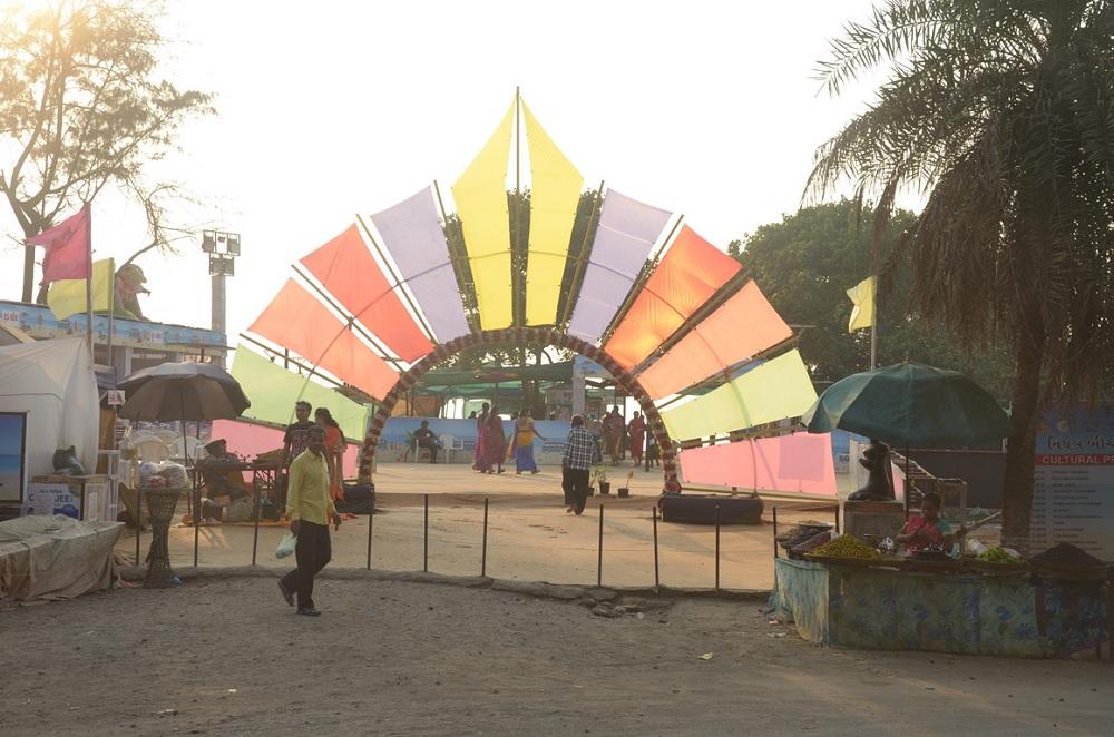Tithal Beach Festival, Gujarat