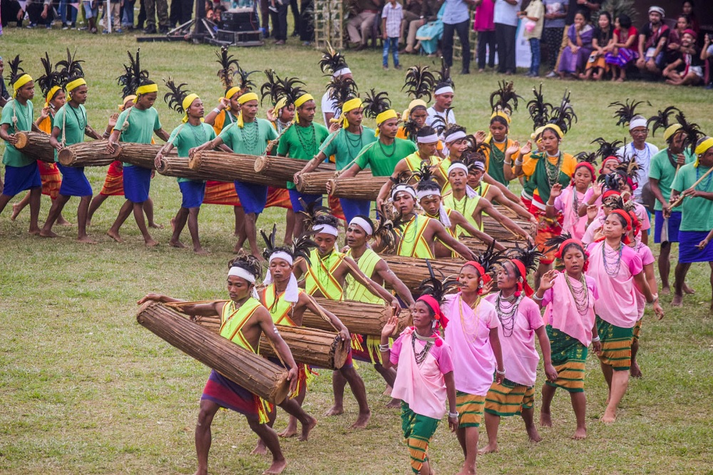Wangala Festival Meghalaya