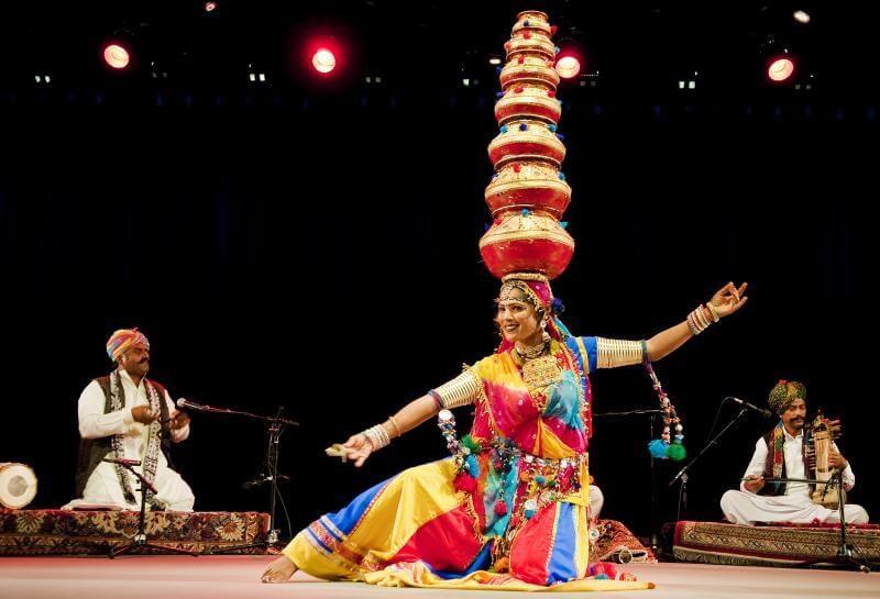 Bhavai Dance Rajasthan