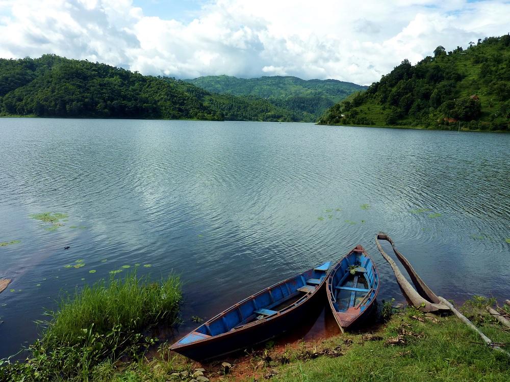 Rupa Tal Lake Nepal