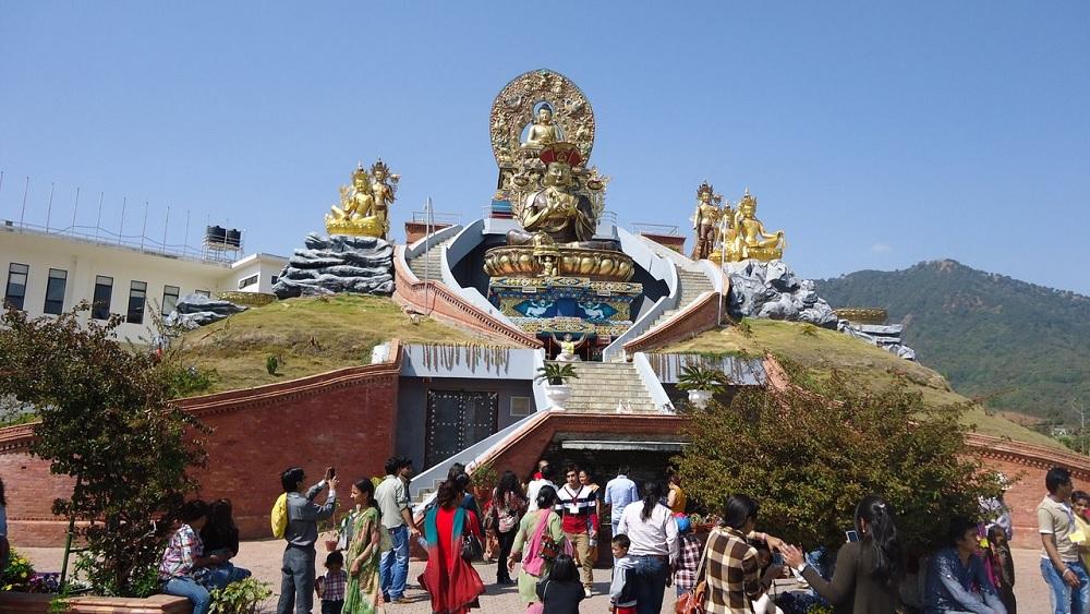 White Monastery Nepal