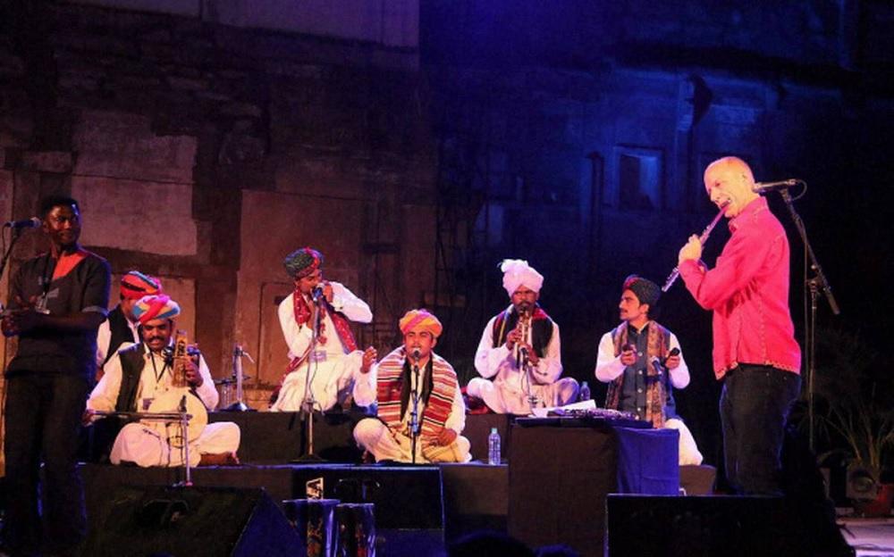Langa Singing Rajasthan