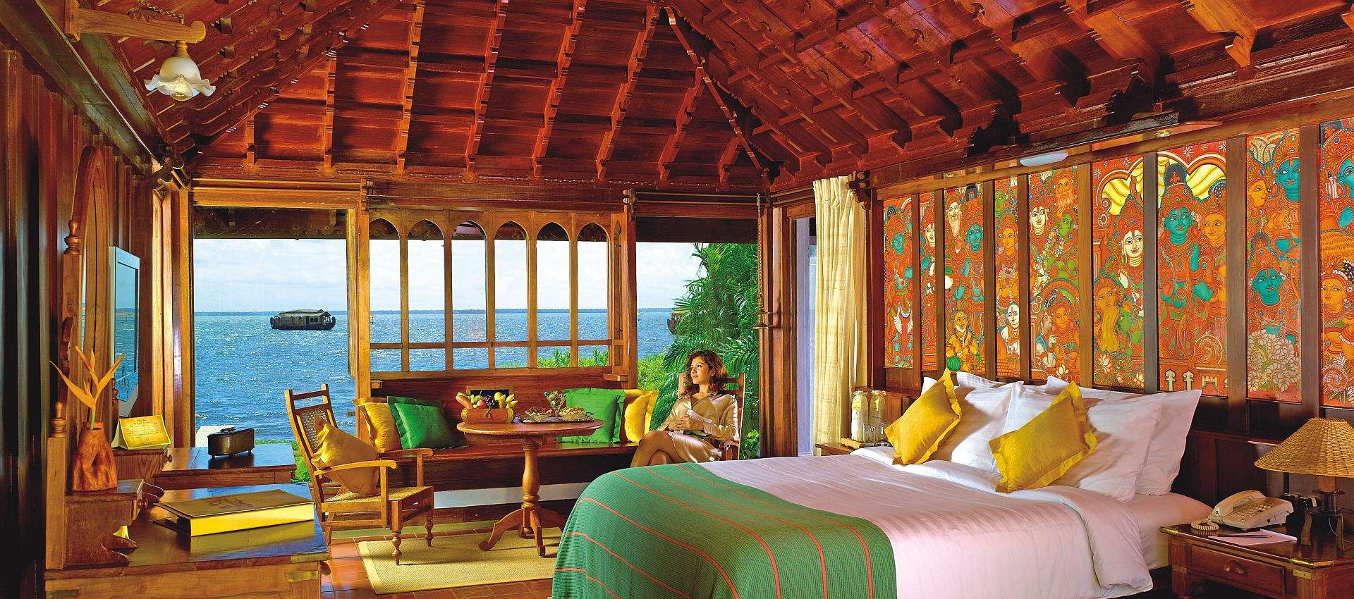 Luxury Romantic Kerala