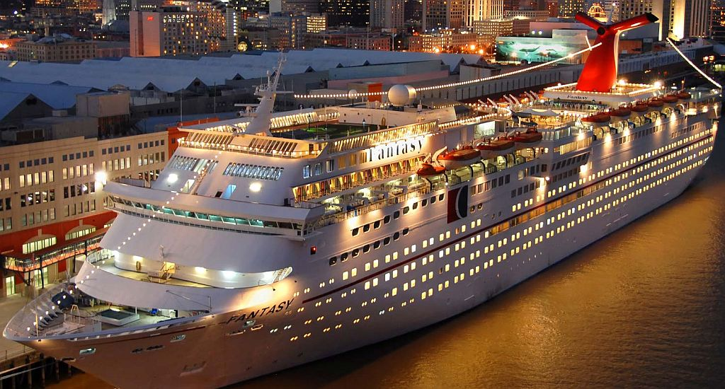 Luxury Cruise Tour