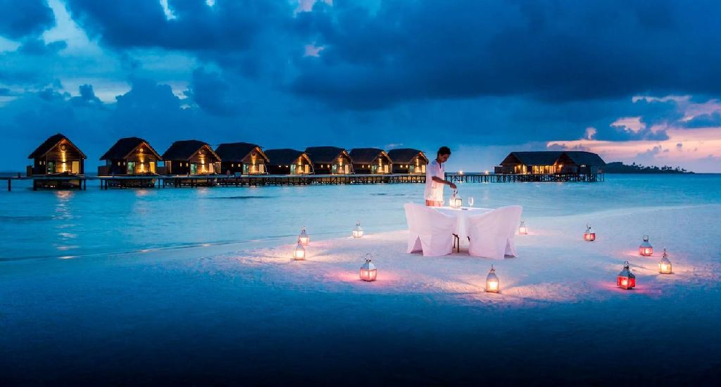 Luxury Maldives