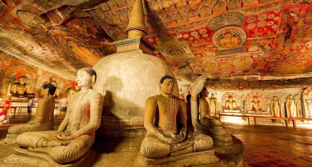 Sri Lanka Cultural Triangle Tour