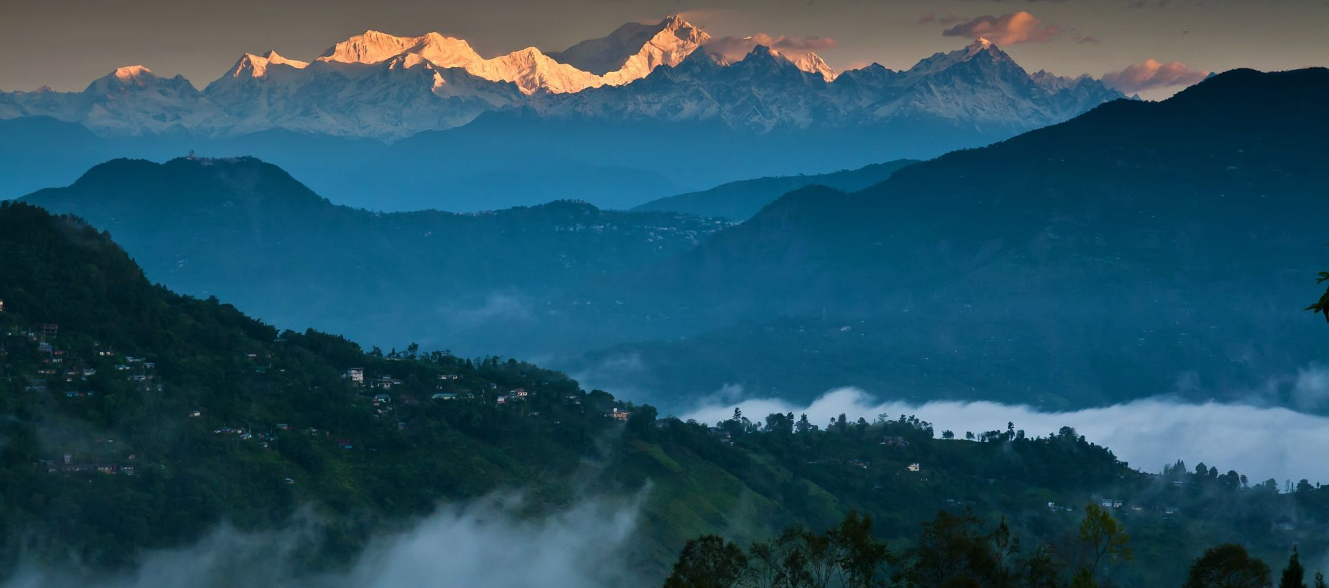 Sikkim And Bhutan