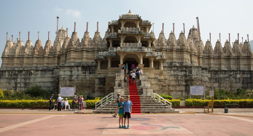Rajasthan With Varanasi