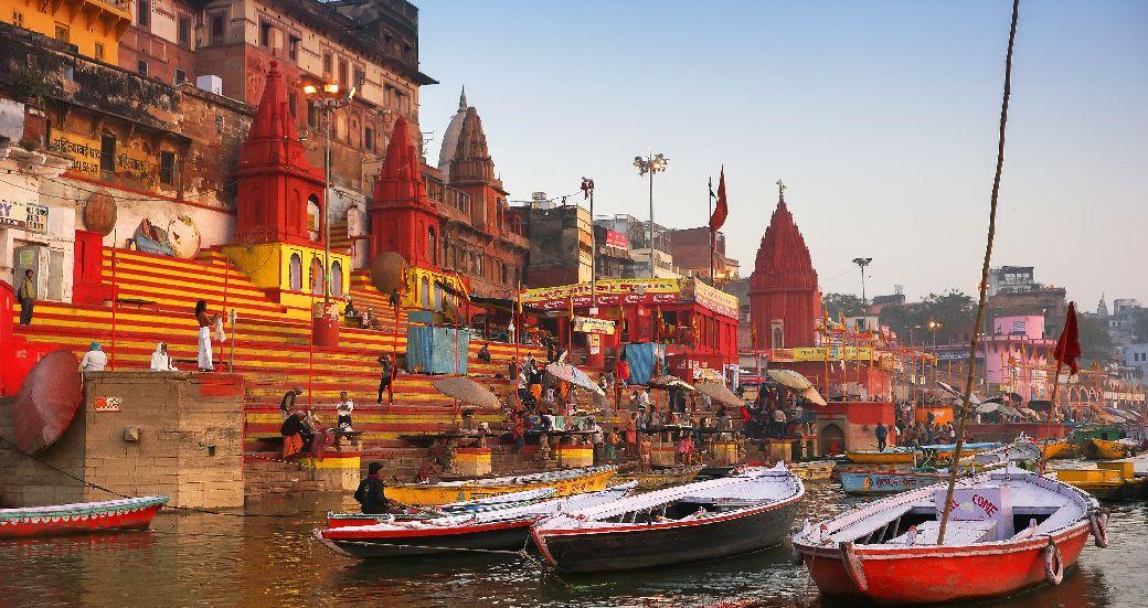 Signature Tour of India