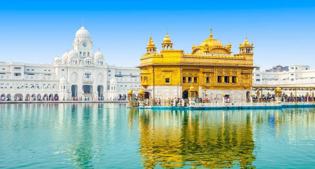 Ganges To Golden Temple