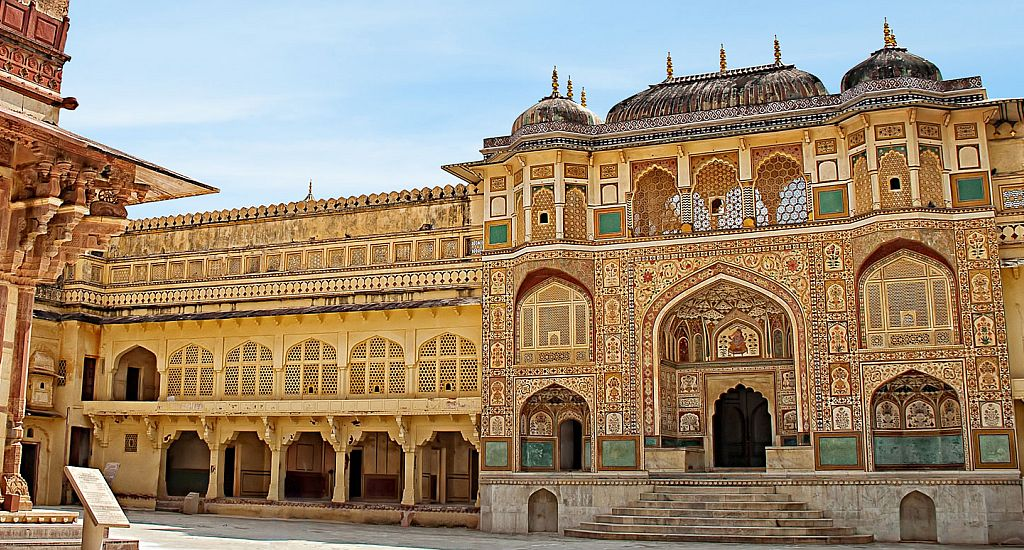Indian Palaces & Safari