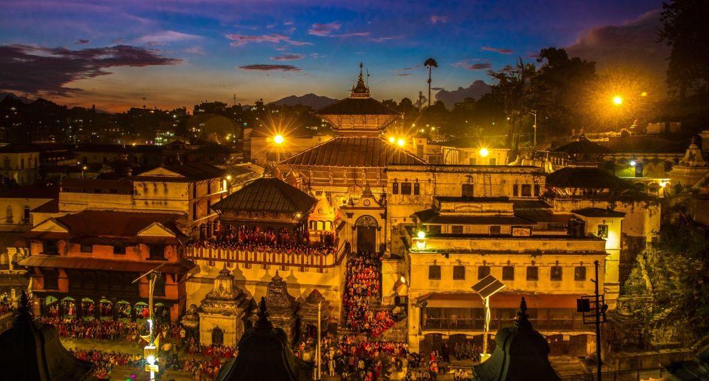 Nepal N India For Seniors