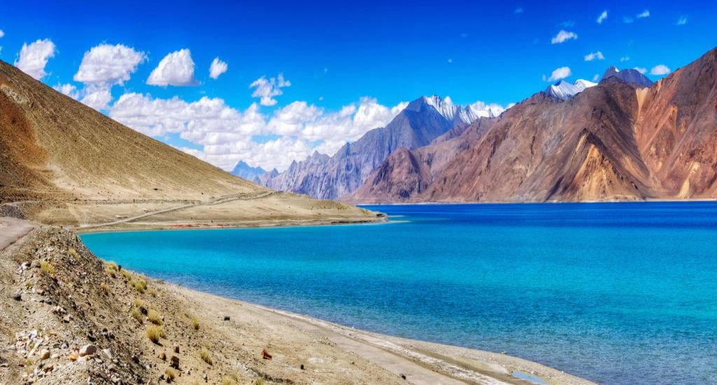Ladakh Luxury With Camping