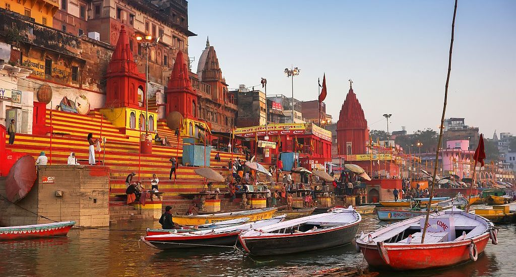 THE FABLED CITIES OF NORTH INDIA