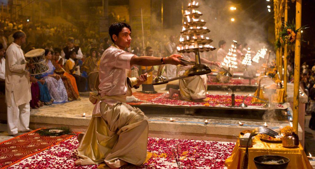 Spiritual India Journey