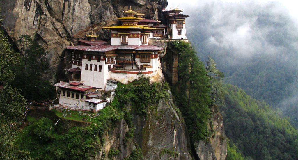 India, Nepal, Bhutan - An Elite Grand Tour