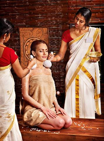 ayurveda tour package