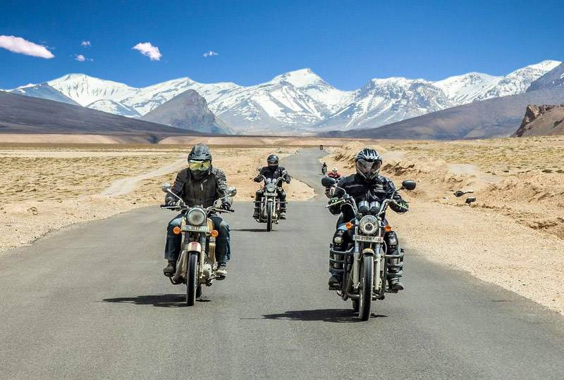 India bike Tours- Special holidays
