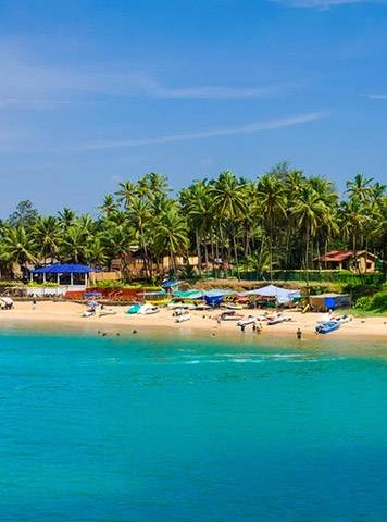 Goa beaches tour with special holidays