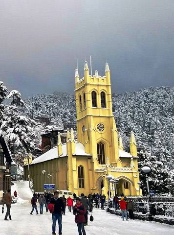 himachal Pardesh Shimla tour With Special Holidays
