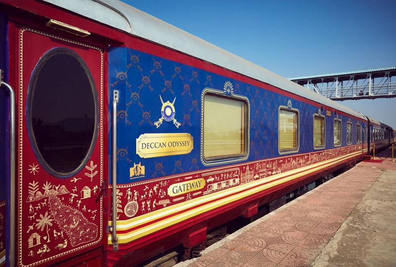 Luxury Train Tours Special holidays