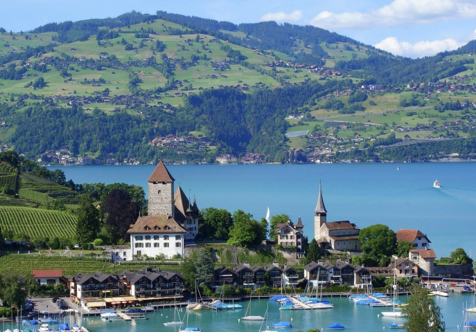 Glimpses of Switzerland