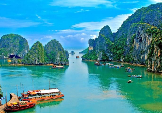 Scintillating  Vietnam