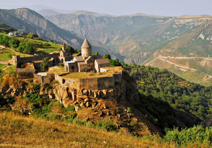 Fascinating Armenia and Georgia