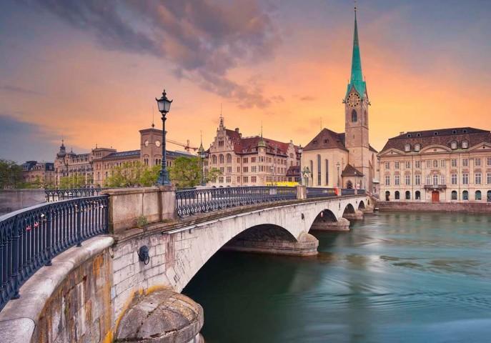 Swiss, France & London Tour