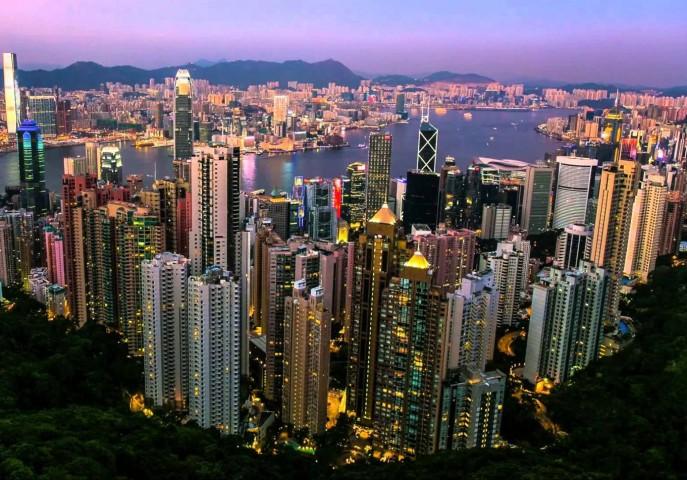 Charming Hong Kong