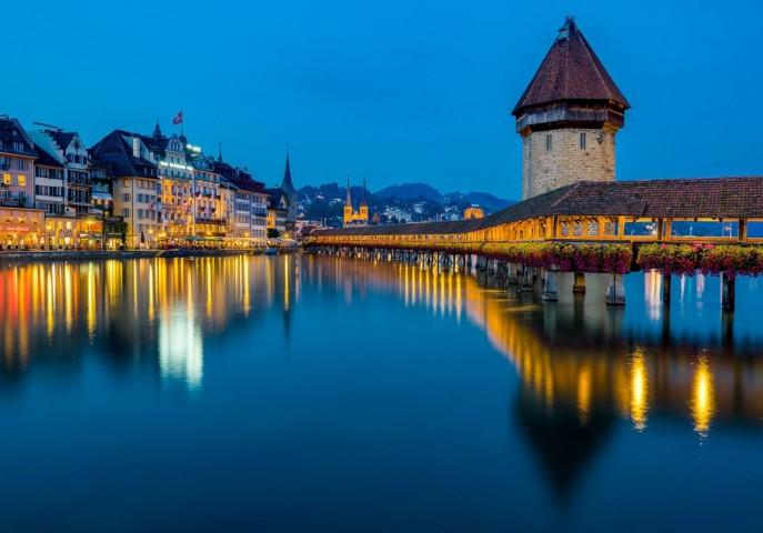 Relishing Switzerland