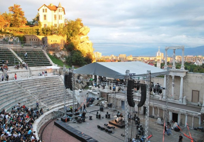 Explore Plovdiv