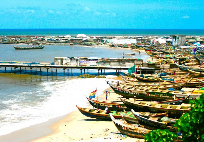 Vacation in Ghana