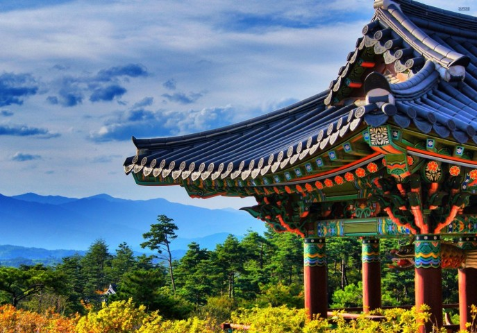 Scintillating South Korea