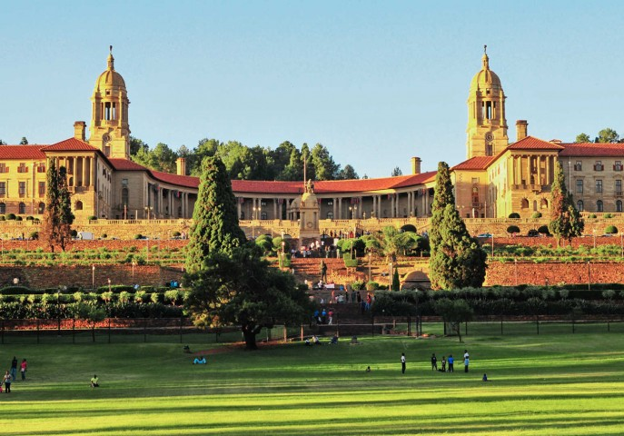 Thrilling South Africa