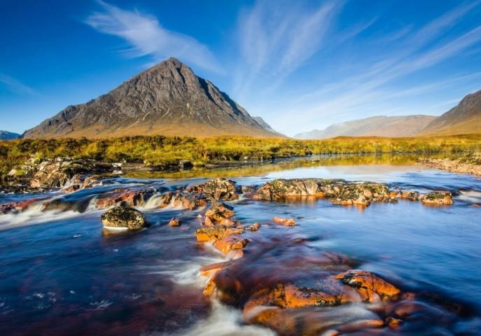 Majestic Scotland