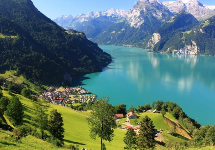 Romantic Switzerland